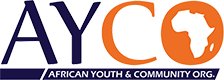 AFRICAN YOUTH AND COMMUNITY ORGANIZATION Logo